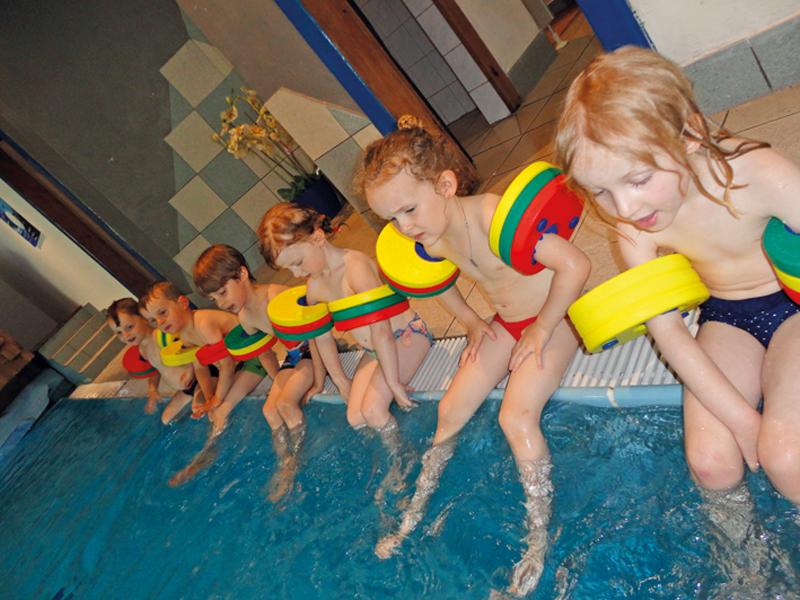 Frühschwimmerkurs