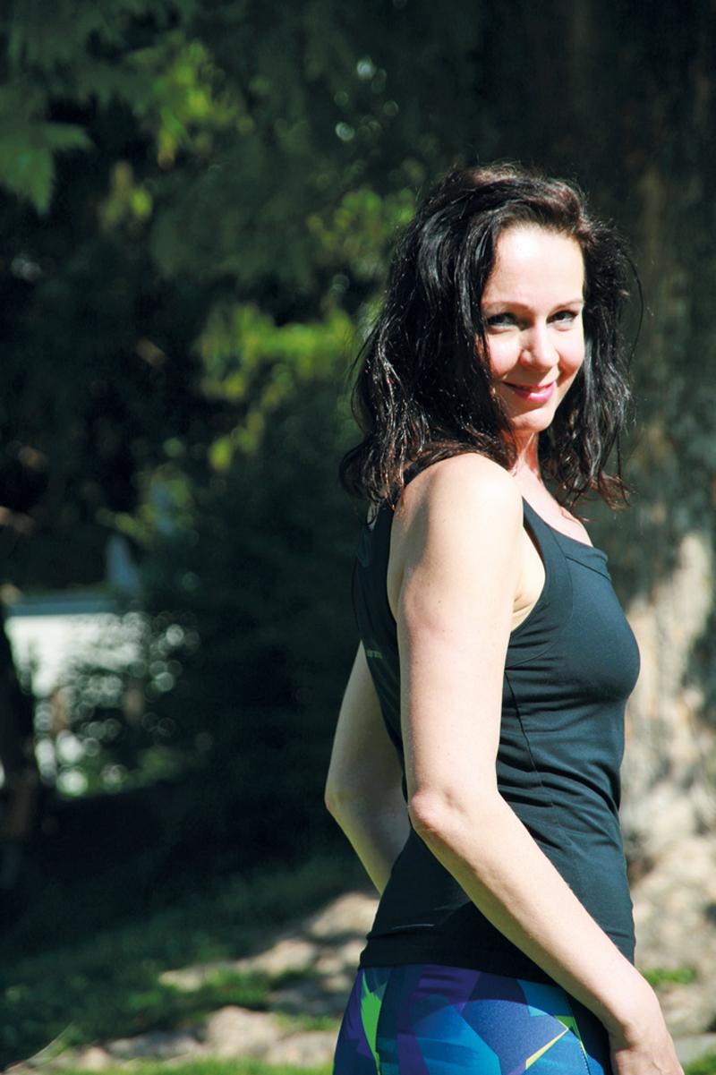 Gesundheitsyoga mit Claudia im Herbst