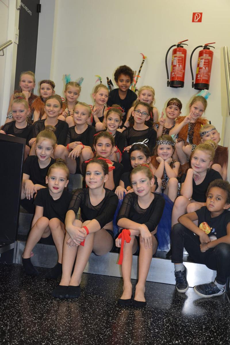 Tanzen mit Imma für Show Kids