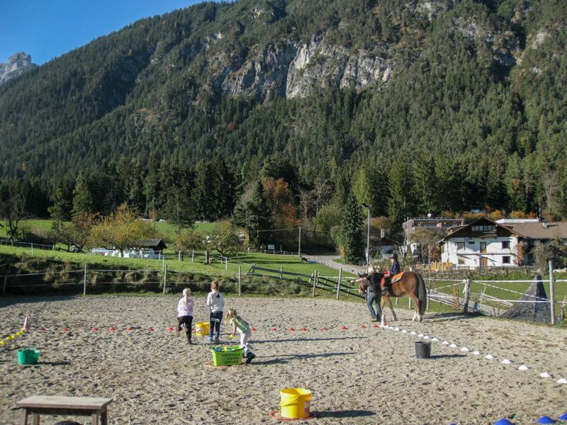 NEU! Pferdeluft schnuppern- Erlebnisvormittag am Reiterhof