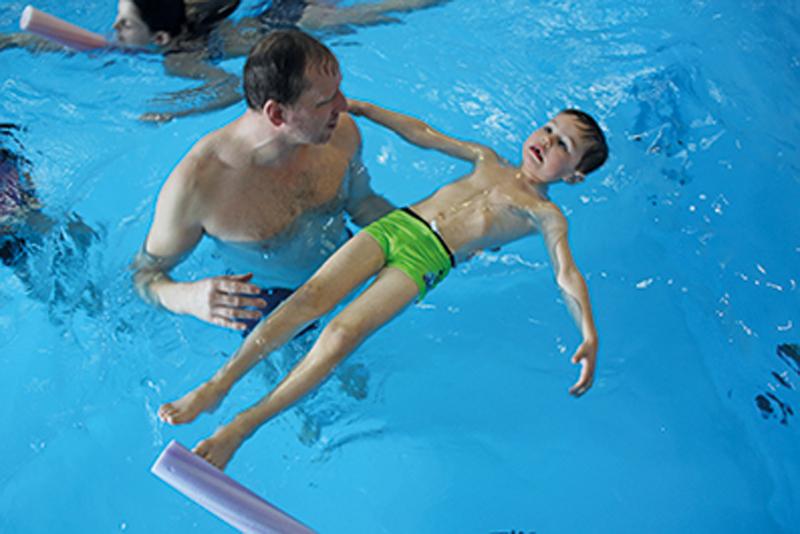 Schwimmkurs Atoll mit Wasserrettung